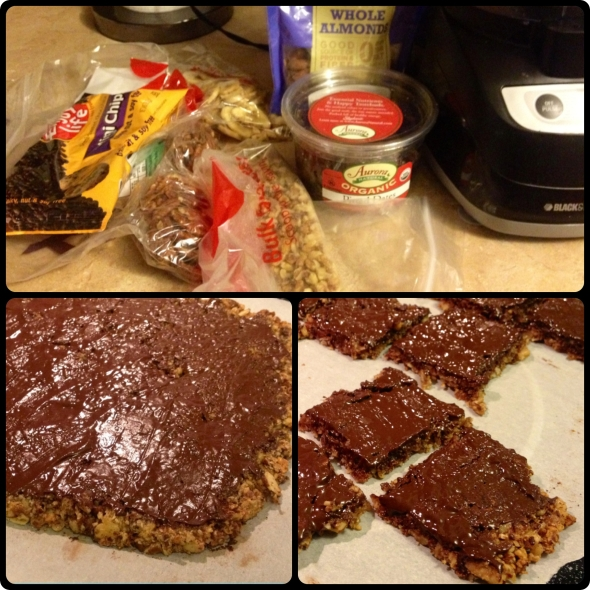 A friend recently tried my Cookie Bar recipe and was delighted! I haven't made them since I originally posted this photo, perhaps I'll make a batch for an impending slumber party.